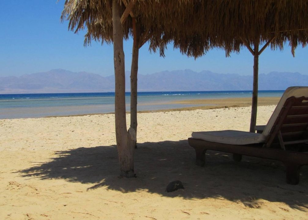 The beach - peaceful and tranquil Swisscare Nuweiba Resort Hotel