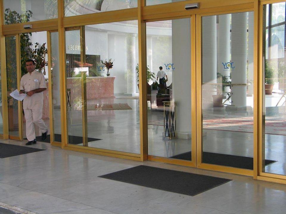 Eingangsbereich Kiriş World Hotel by Voyage  (geschlossen)