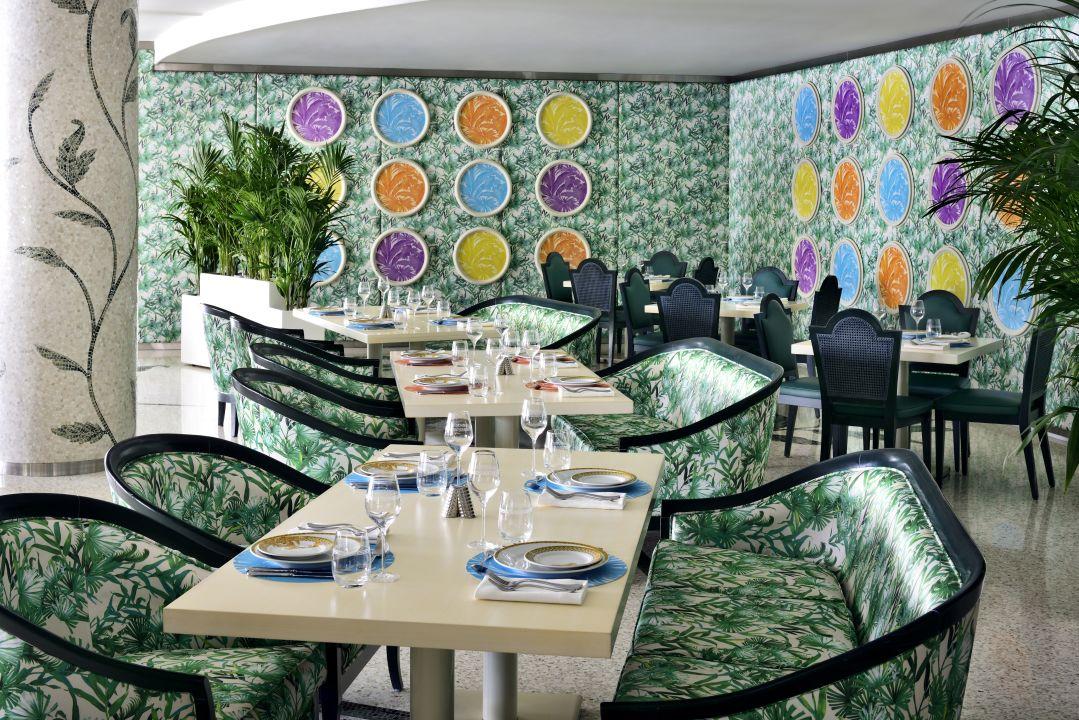 Restaurant Palazzo Versace Dubai