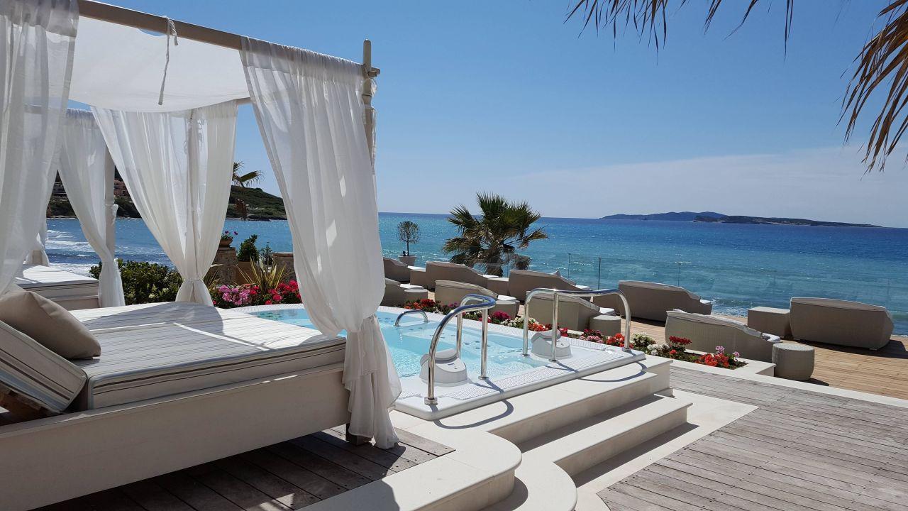 Spa area delfino blu boutique hotel spa agios for Boutique hotel griechenland