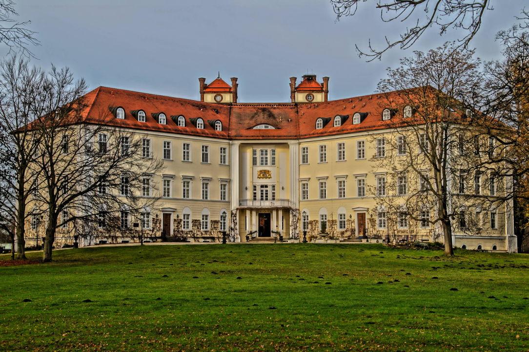 Ein Schones Schloss Hotel Schloss Lubbenau Lubbenau