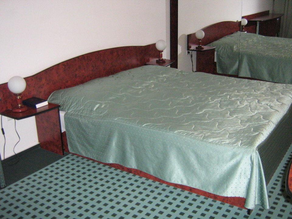 Schlafzimmer Hotel Hunguest Hotel Europa