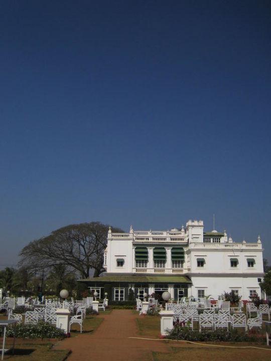 Historisches Gebäude The Green Hotel