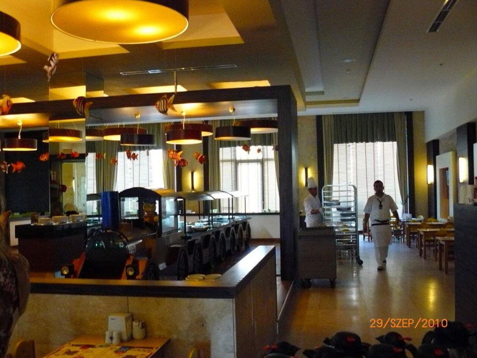 Kids restaurant Voyage Belek Golf & Spa