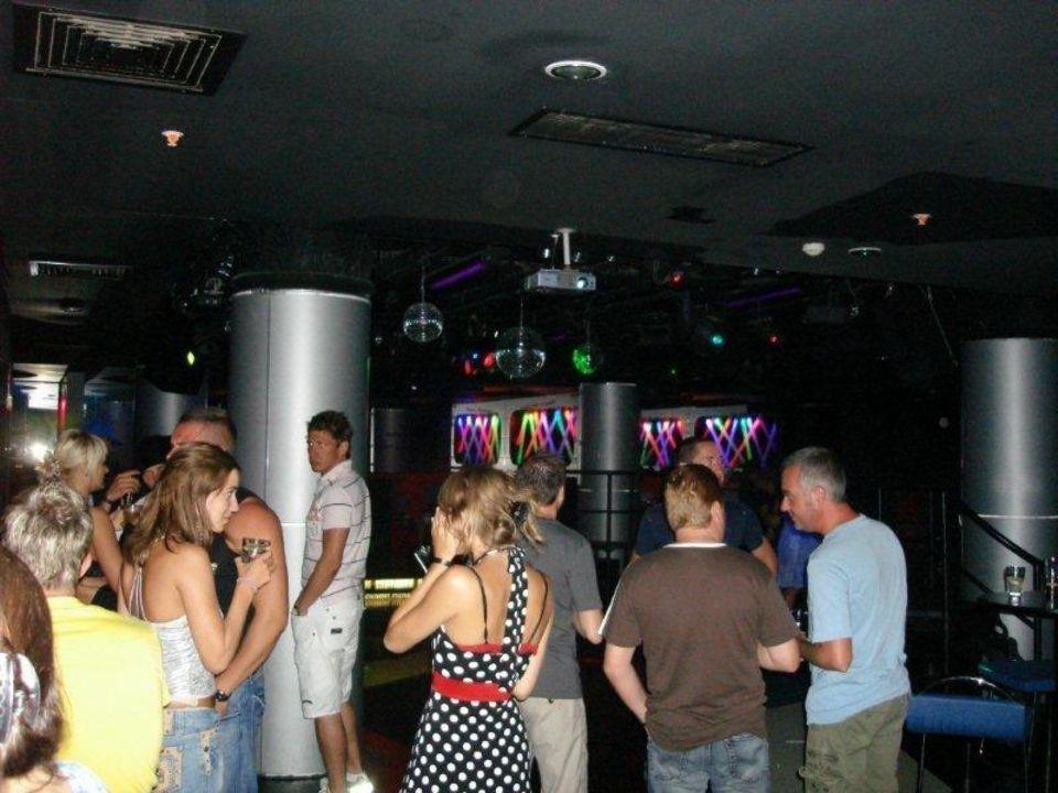 Disco im Hotel Selin Kamelya Collection Hotel Fulya