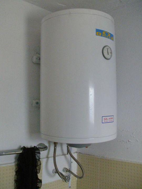 eigener Warmwasserboiler\