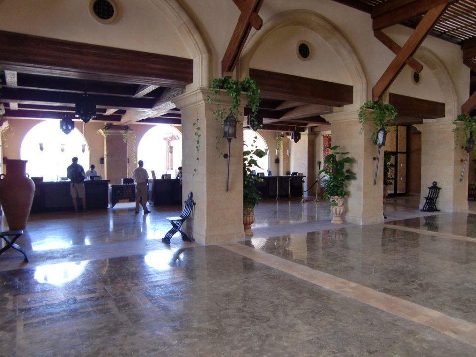 Lobby Area Siva Port Ghalib