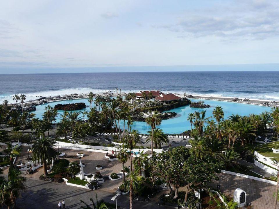 Quot Meeresschwimmbad Quot Bahia Principe San Felipe In Puerto De