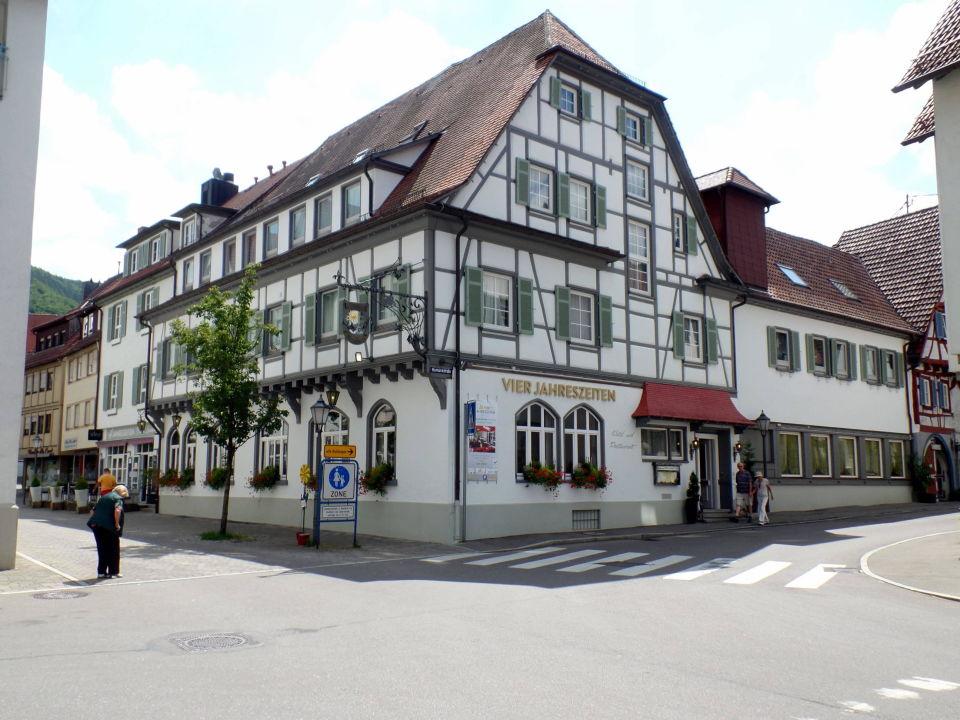 Flair Hotel Vier Jahreszeiten Bad Urach Holidaycheck