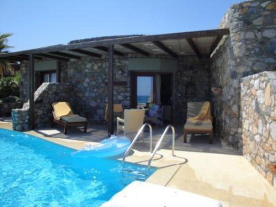 Quot Sharing Pool Quot Ikaros Beach Luxury Resort Amp Spa In Malia Holidaycheck Kreta Griechenland