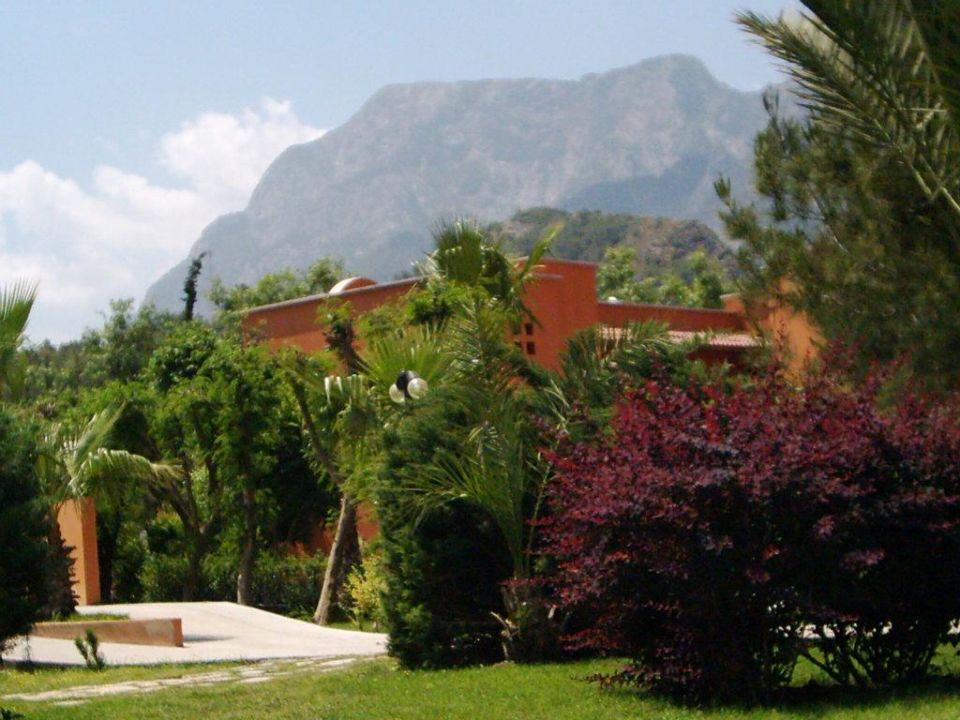 Bungalowanlage2 Queen's Park Resort Göynük
