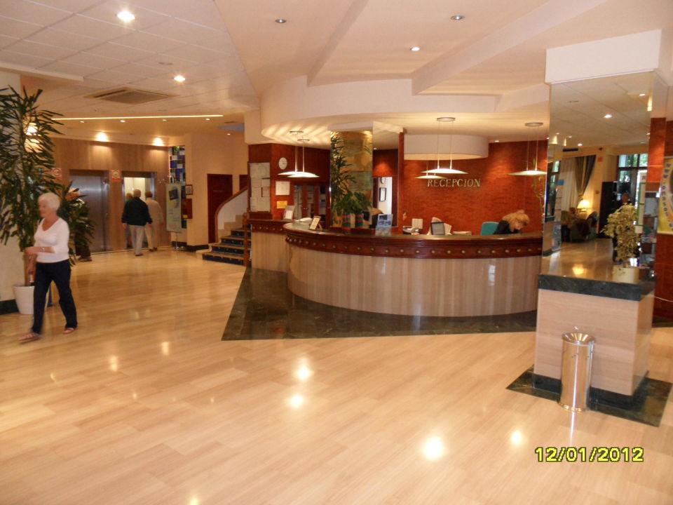 Hotellobby Hotel Port Denia