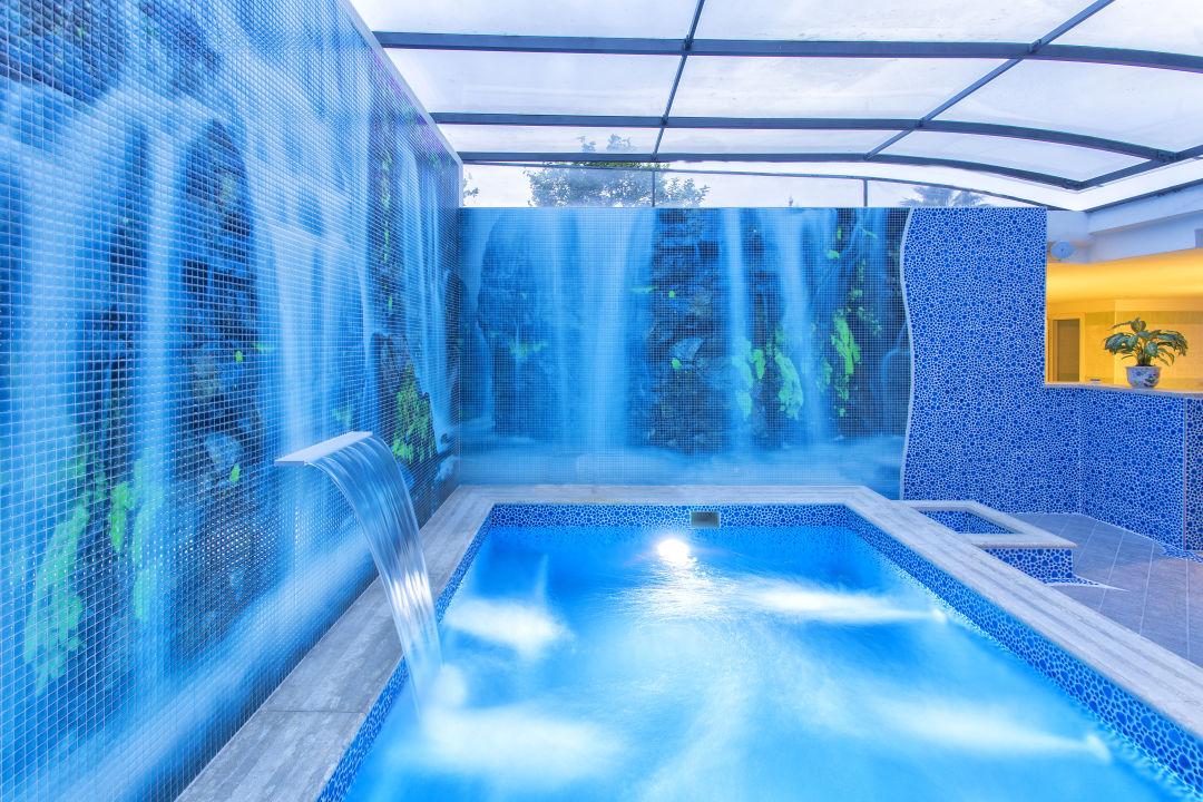 Pool Hotel Eden Park