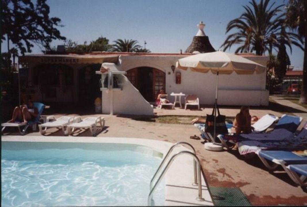 Pool HD Bungalows Parque Cristobal Gran Canaria