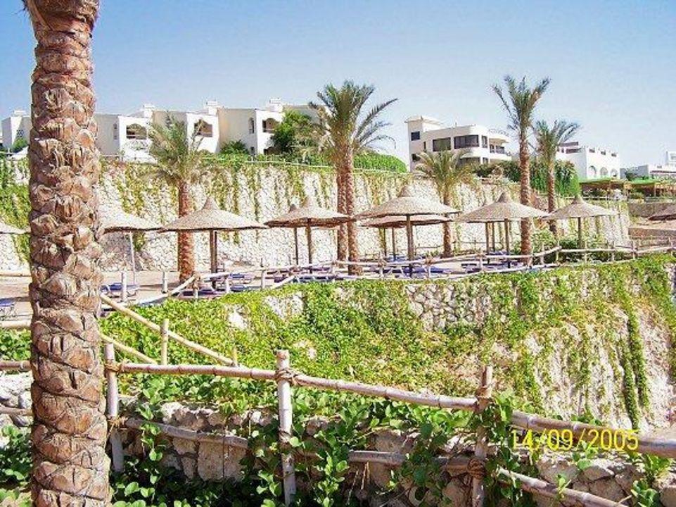 Liegeebene am Starnd Island View Resort