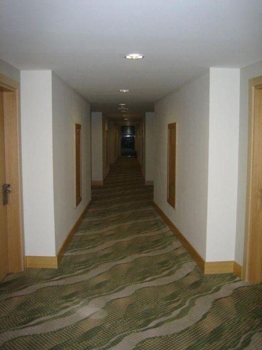 Flur Hotel Sherwood Breezes Resort