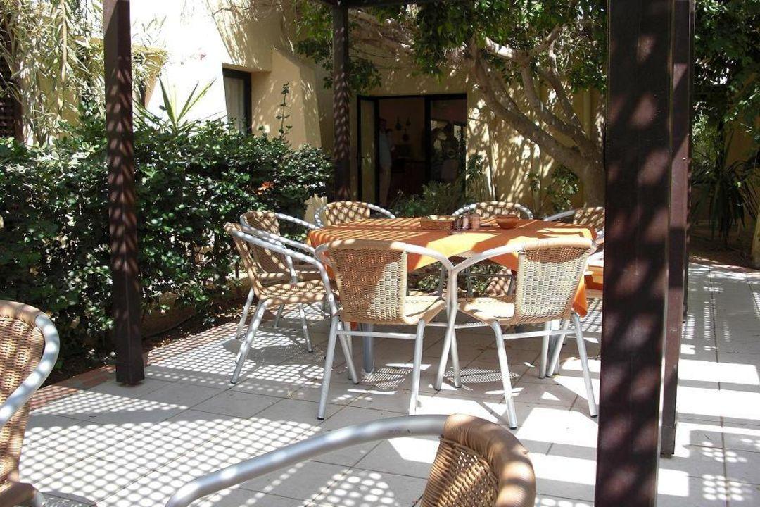 Außenbereich Hauptrestaurant Aldiana Club Djerba Atlantide