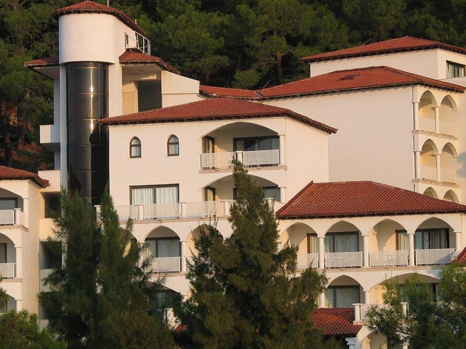 Hillside-Gebäude Kiriş World Hotel by Voyage  (geschlossen)