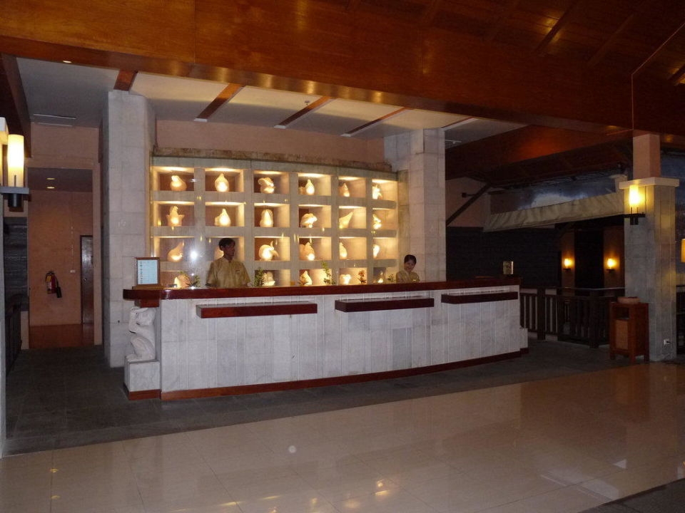 Rezeption Khao Lak Merlin Resort