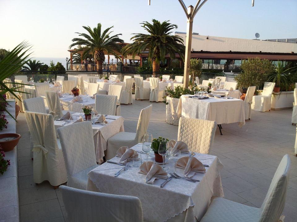 Tropea Italien Hotel Rocca Nettuno