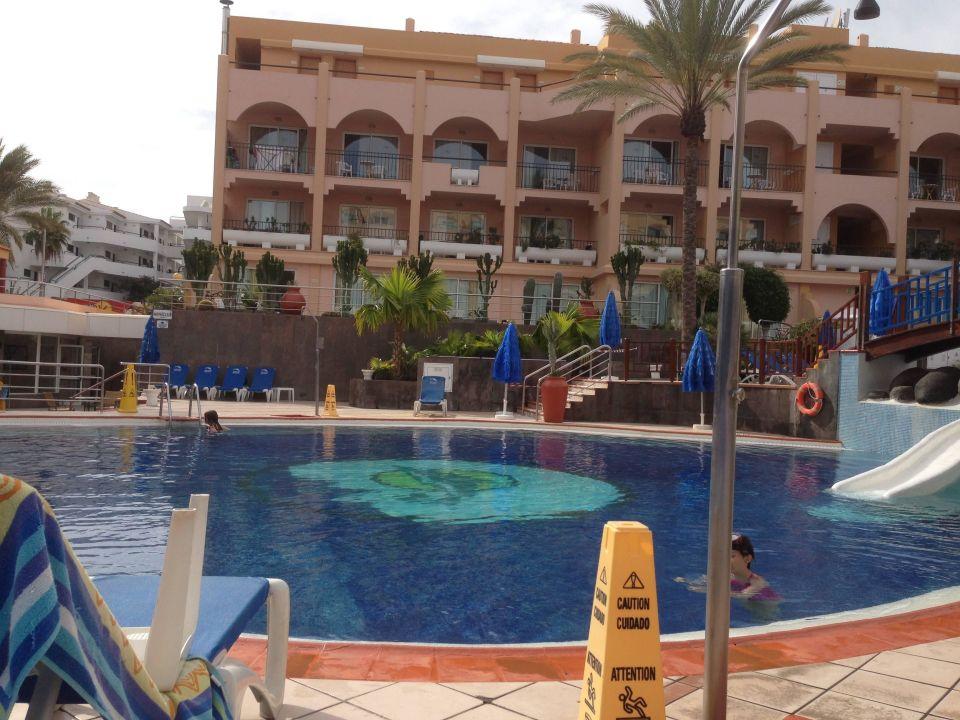 Beheizter pool mit rutsche mirador maspalomas by dunas maspalomas holidaycheck gran - Pool mit rutsche ...