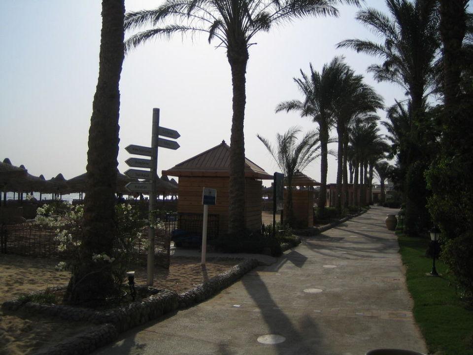 Strandpromenade Hotel Iberotel Makadi Beach