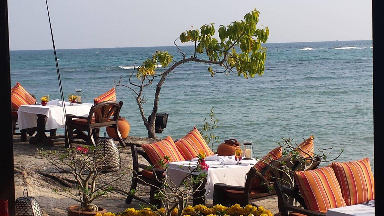 bild pool zu rocky 39 s boutique resort in lamai beach. Black Bedroom Furniture Sets. Home Design Ideas