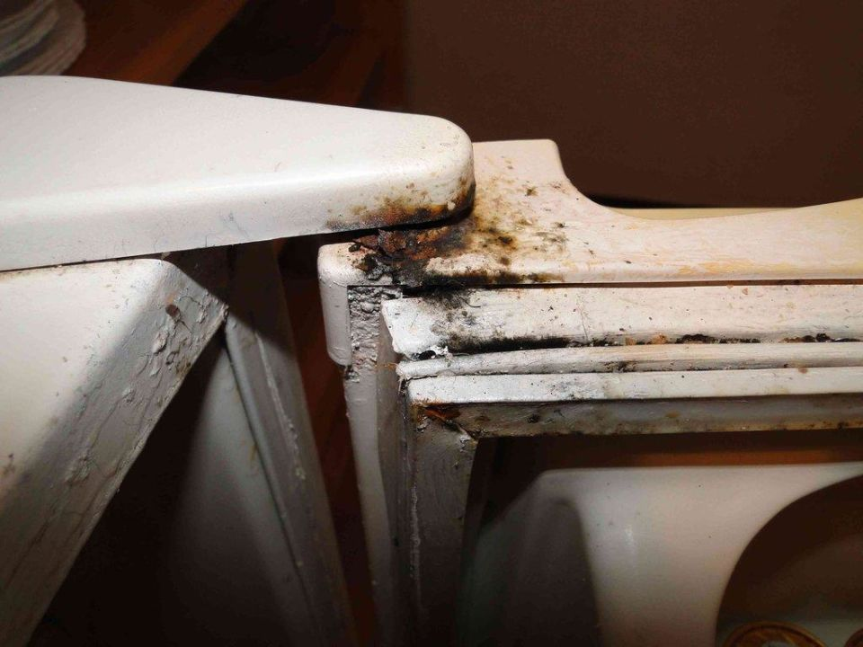 Hygiene/Sauberkeit des Kühlschrankes Hotel Monte Cristo