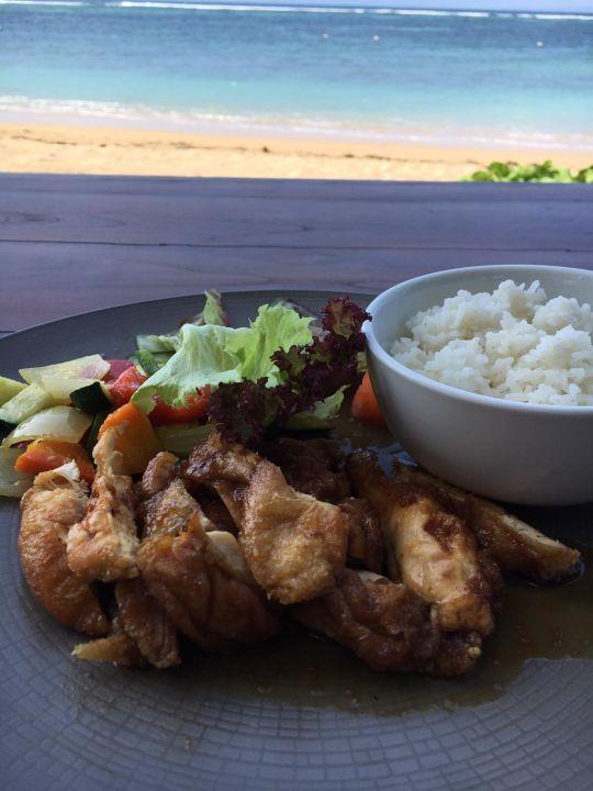 Gastro Griya Santrian Beach Resort & Spa