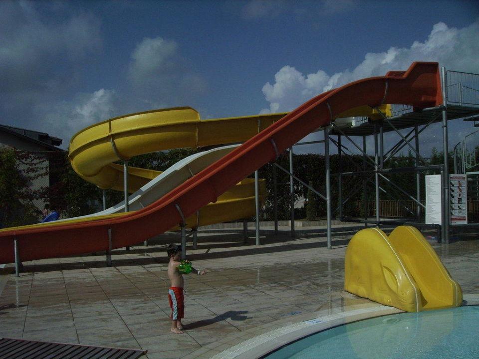 Hinterer Poolbereich Innvista Hotels Belek