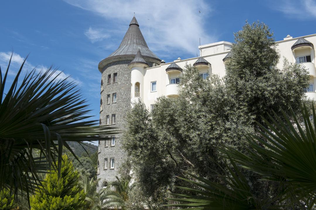 Außenansicht Castle Resort & Spa Hotel Sarigerme