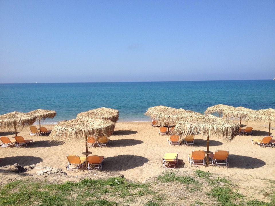 Strand Agios Georgios Hotel Vistonia