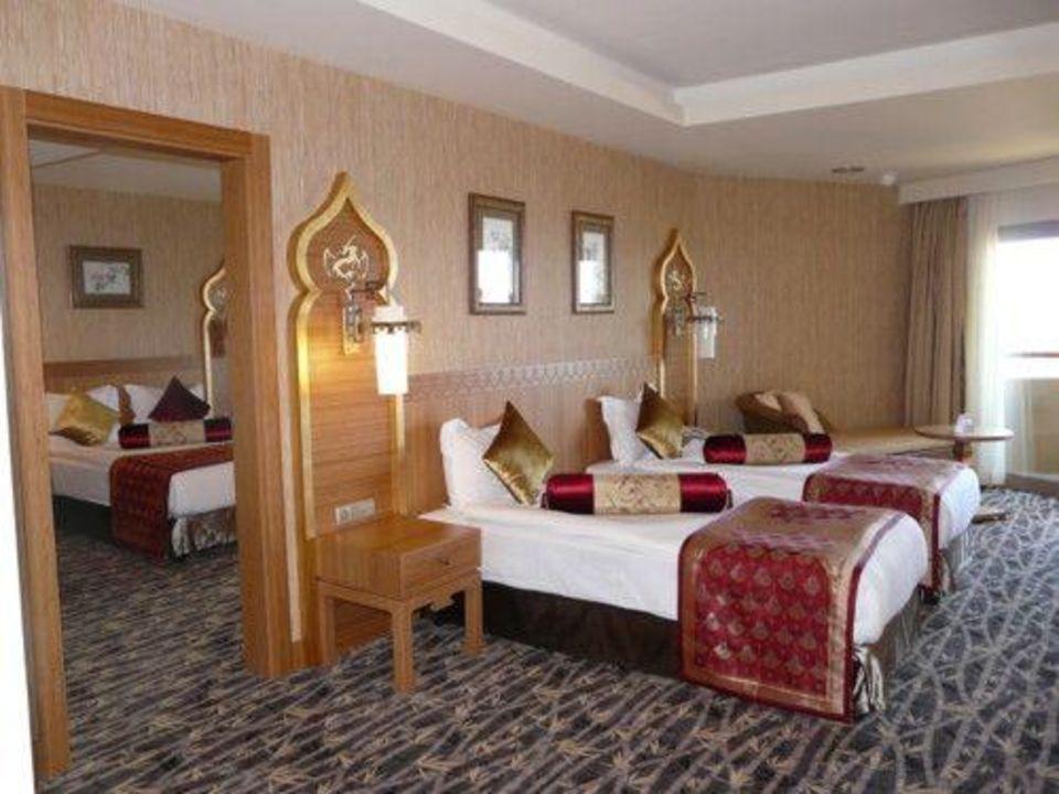 Familienzimmer hotel royal dragon evrenseki for Hotel warnemunde familienzimmer