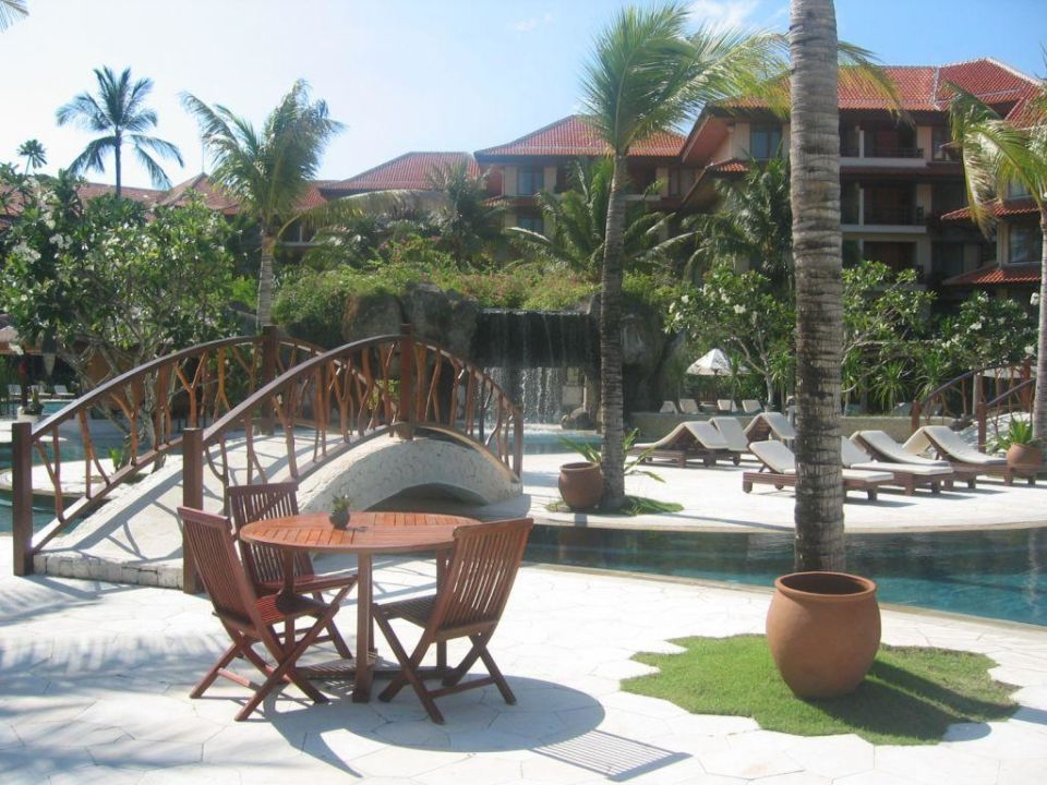 Pool- / Gartenanlage The Westin Resort Nusa Dua, Bali
