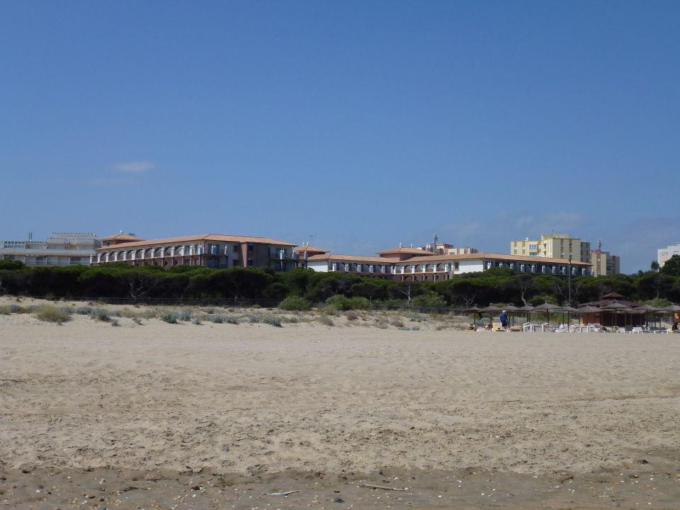 Hotel vom Strand Sensimar Isla Cristina Palace & Spa