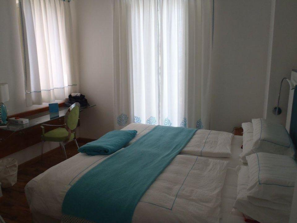 1 (von 2) der Schlafzimmer Piccolo Grand Hotel