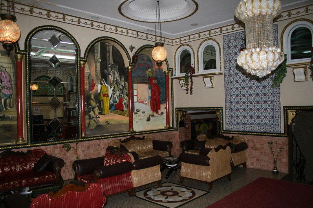 Eingangsbereich Hotel Erbil