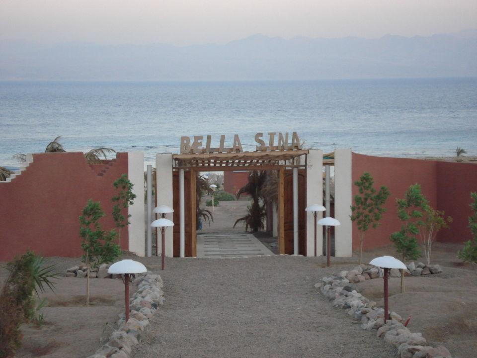 Stimmung Hotel Bella-Sina Beach