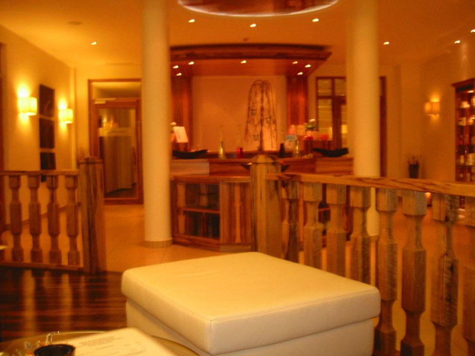 Ruheraum 4 im Obergeschoss Alpin Life Resort Lürzerhof
