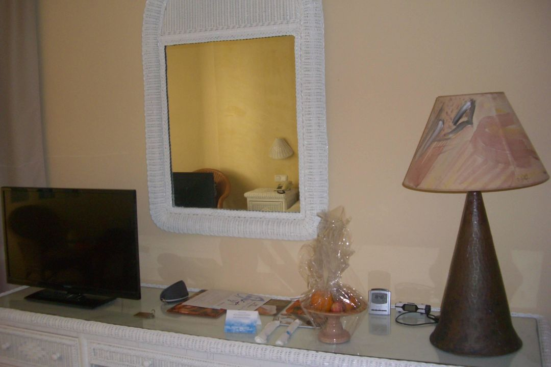 bild rezeption zu odyssee resort zarzis in zarzis. Black Bedroom Furniture Sets. Home Design Ideas