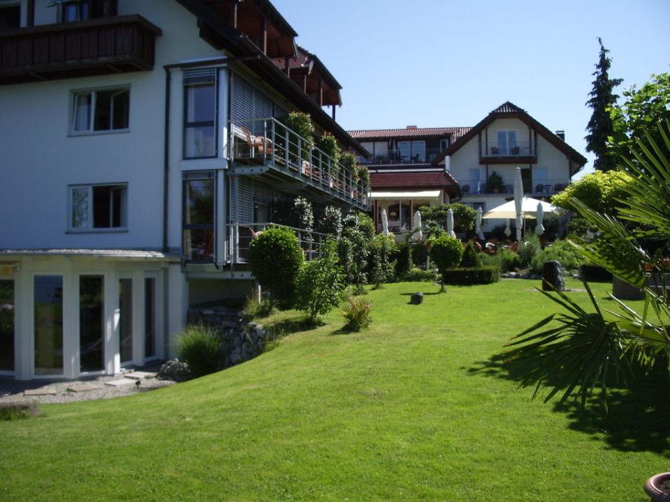 """Bild """"Seeblick"""" zu Hotel Haus am See in Nonnenhorn"""