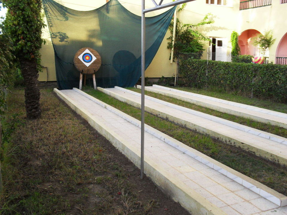 Tir à l'arc Hotel Houda Golf & Beach Club