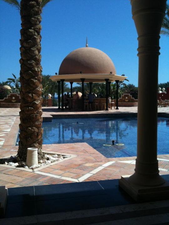 Blick von der Lobby Grand Makadi
