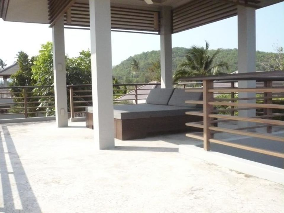Private Dachterrasse Hotel AKA Resort Hua Hin