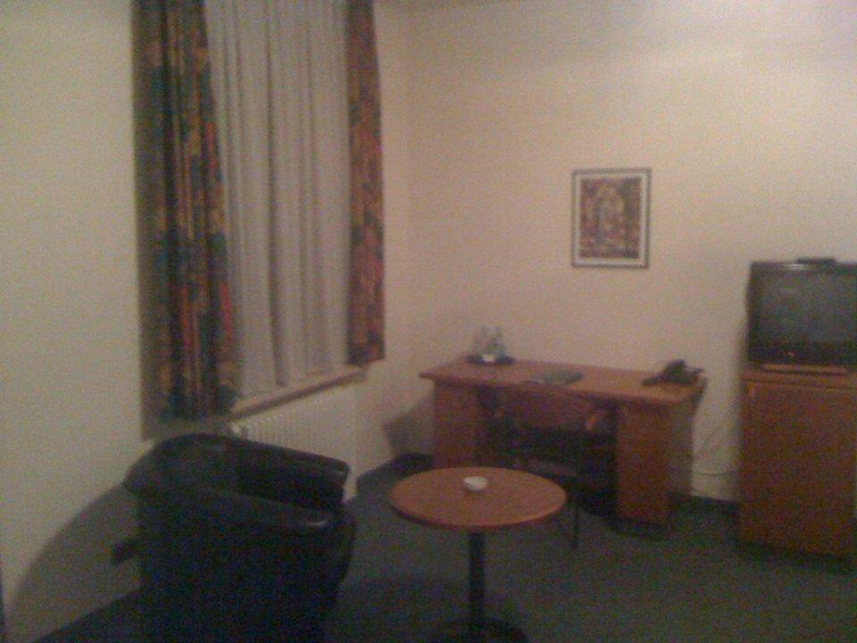 Schreibtisch Hotel & Boardinghouse Alexxanders