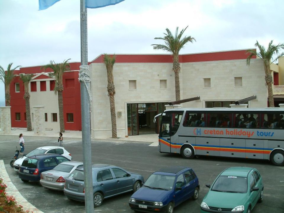 Milatos Radisson Blu Beach Resort