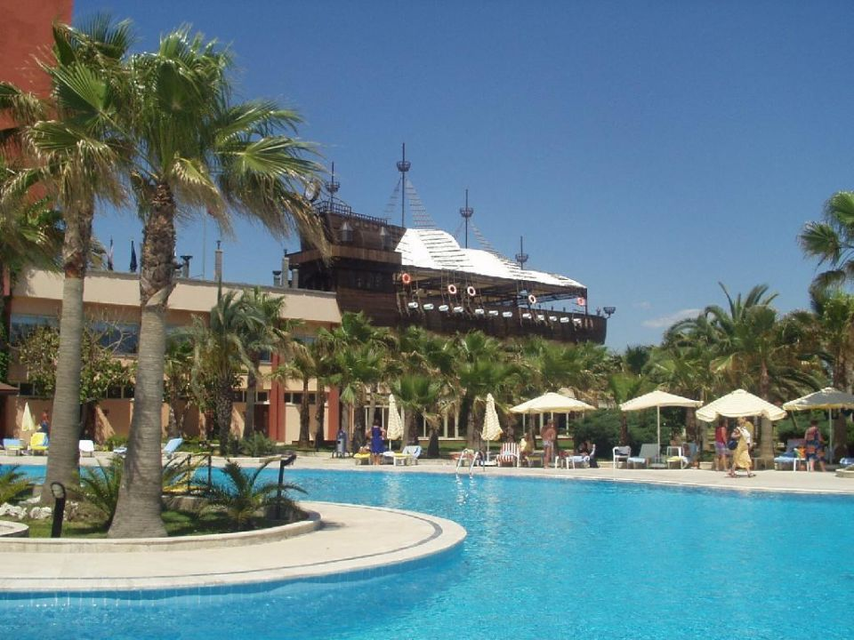 Fischrestaurant lti Kamelya Collection Hotel Selin Resort & SPA