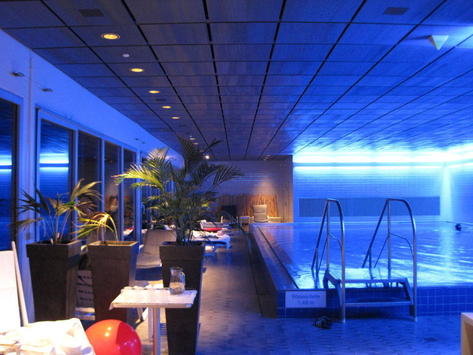 Hamburg Hotel Schwimmbad