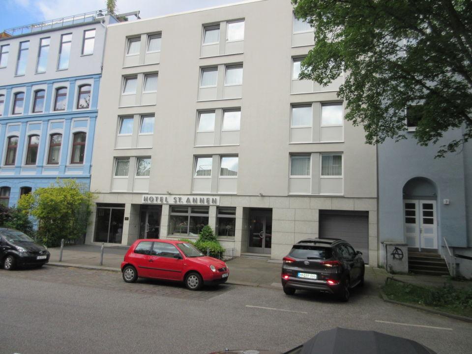 Hotel St Annen Hamburg Holidaycheck