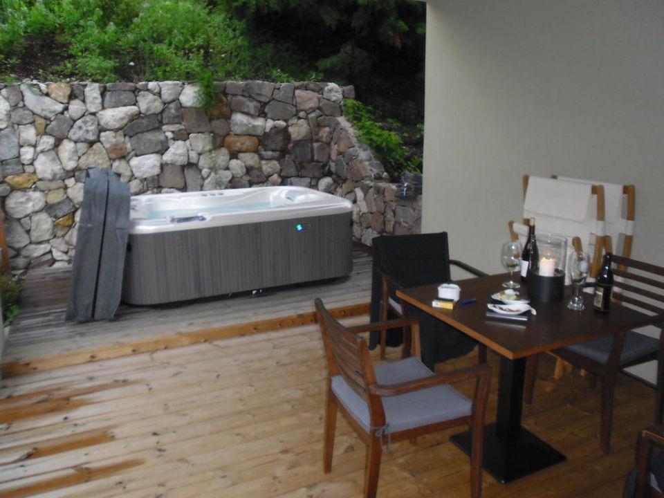 Privater whirlpool designhotel gius la residenza in for Designhotel gius la residenza